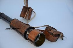 Mouse Over Image To Zoom Nautical Brass Antique Telescope