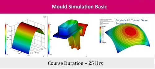 Mold Simulation Basic Course - Short Term CAD Course in Goregaon