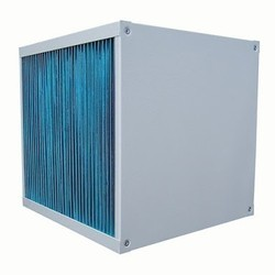 Plate Type Heat Exchanger Air To Air