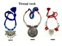 Thread Necklaces