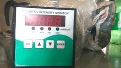 Semi-Automatic Intensity Sensor And Meter  ( UV System)