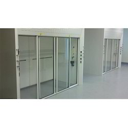 Walk In Laboratory Fume Hood