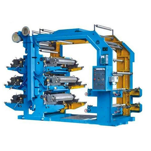 Flexographic Printing Machine At Rs 800000 Piece New