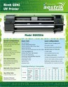 UV Roll To Roll Printer Machine