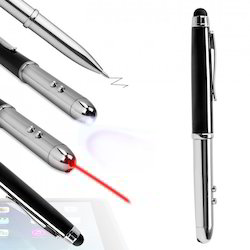 Metal Torch Pen