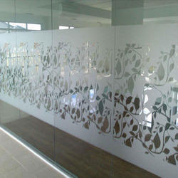 Printed Glass Films, Thickness: 51-100 Microns