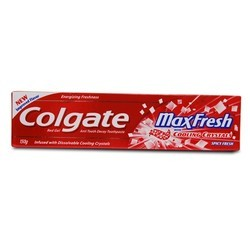 Max Fresh RED Toothpaste