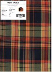 Yarn Dyed Checks Brushing Fabrics FM000126