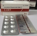 Levocetirizine 5mg Tablet