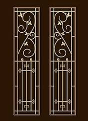 Grill Design - Balcony Grill Design Manufacturer from Pune