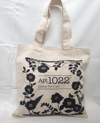 Printed Cotton Shopping Bag