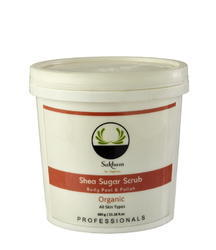 Shea Butter & Sugar Face and Body Scrub