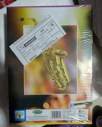 Sundaram A4 Size Notebook
