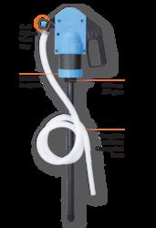 Groz Plastic Lever Pump