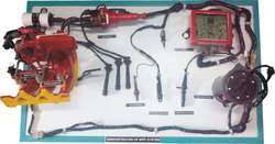 Automobile Engineering Laboratory Equipment
