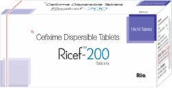 Cefixime 200mg- Dispersible Tab