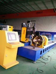 3-8 axis CNC Pipe Cutting Machine