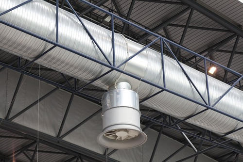 Stainless Steel Industrial Duct