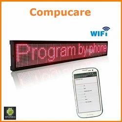 Rega Wireless LED Display Board, for Indoor lighting