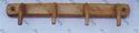 For Home Natural Designer Wooden Wall Hook Hanger