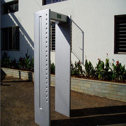 Multi Zone Door Frame Metal Detector