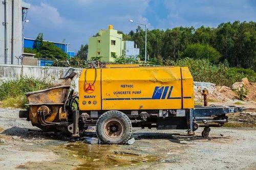 Concrete Pump Rental Service, Concrete Pumps Rental Services