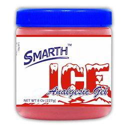 Manufacturer and Exporter of Ice Analgesic Gel - Red