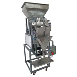 Semi Automatic Dry Fruits Packaging Machine