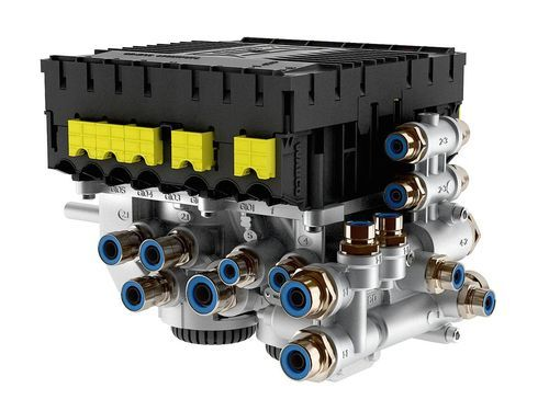 Trailer Electronic Braking System Ebs E