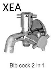 Xea Two In One Bib Cock
