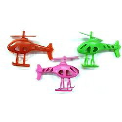 Plastic Helicopter Crax Toy, Child Age Group: 0-3