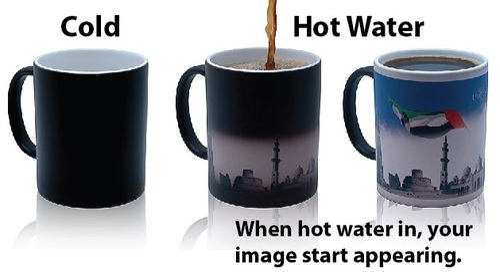 Magic Mug म ज क मग Chrisma Print