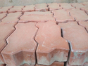 Red Cemented Bricks