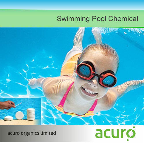 Swimming Pool Chemicals - Trichloroisocyanuric Acid Tablets (TCCA