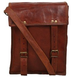 Genuine Leather iPhone Messenger Bag 130