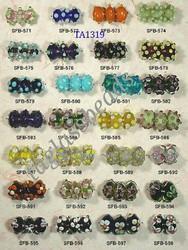 Mercury Glass Beads