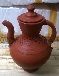 Terracotta Kettle