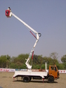 Moving Scissor Lift