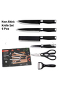 Non-stick Professional Knife Set
