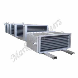Heat Ex-changer For Textile Heater For Stenter