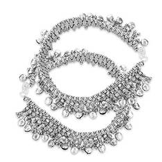 Silver Jewellery Trendy Payal Manufacturer From Gorakhpur