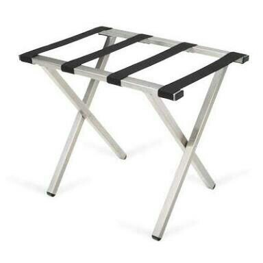 Stainless Steel Luggage Racks