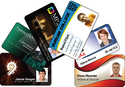 Optional Pvc Id Card Printing