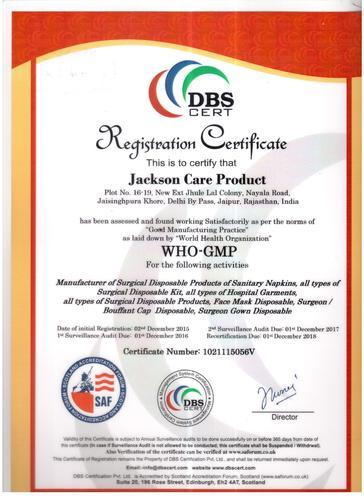 Jackson Care Product - Manufacturer from Sumel, Jaipur, India | About Us