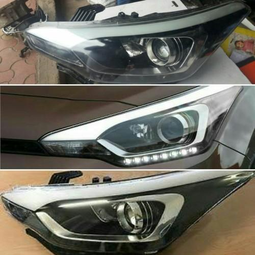 Hyundai Elite I20 Head Light