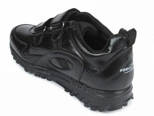 Men Force 10 Black Sports Shoes, Rs 650
