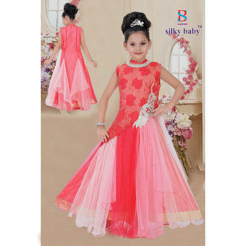 62db08977 Designer Kids Party Wear Gown, किड्स गाउन - Arham, Mumbai ...