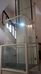 Lift For High Rise Building