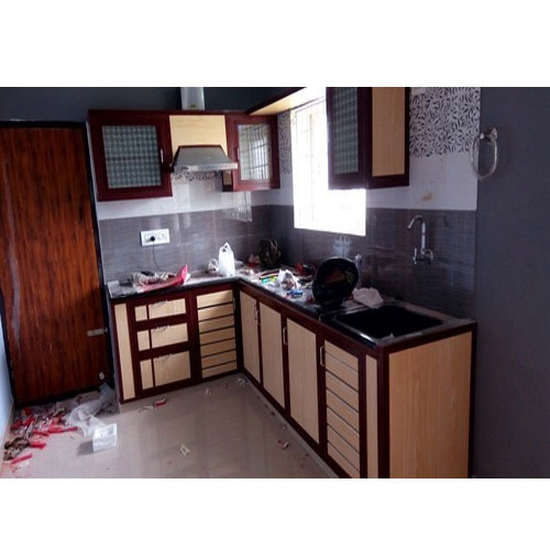 Pvc Modular Kitchen Manufacturer From: PVC Modular Kitchen Cabinet At Rs 50000 /piece