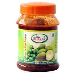 Hot Keri Gunda Pickle